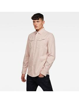 Arc 3d slim shirt ls