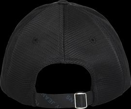Gorra Tommy Sort Trucker Negra