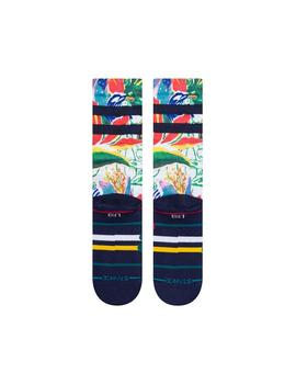 Calcetin Stance Messy ST Multicolor