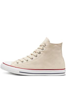 Zapatilla Converse All Star Hi Beige Unisex