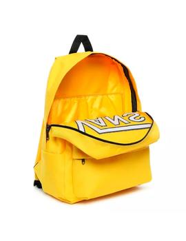 Mochila Vans Old Skool III Backpack Lemon Chrome