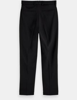 'Lowry' Tailored slim fit classic pants