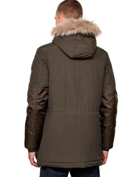 Cazadora G-Star Vodan Padded Hooded
