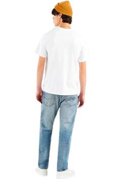 Camiseta Levi's SS Relaxed Fit Blanca Hombre