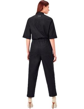 Field straight jumpsuit wmn ss