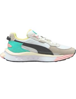 Zapatilla Puma Wild Rider Layers
